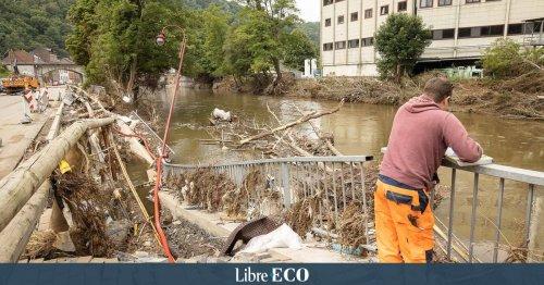 Inondations : le gouvernement wallon débloque plus de 166 millions d'euros pour la réparation des routes, ponts et voies hydrauliques