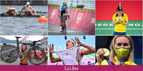 Plusieurs records du monde, une Belge éliminée et une première en natation: tout ce qu'il ne fallait pas louper cette nuit à Tokyo