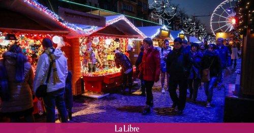 Bruxelles: les Plaisirs d'hiver auront bien lieu cette année, ouverture le 26 novembre