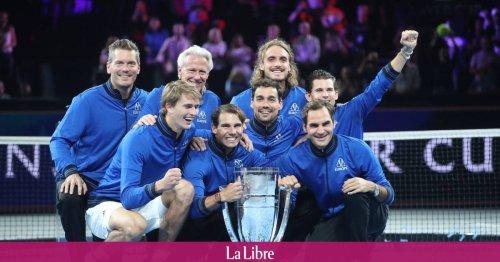 La Laver Cup, le All-Star Game du tennis mondial