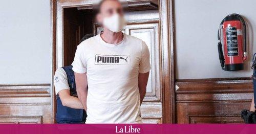 Assises de Namur : Xavier Van Dam se retranche derrière son droit au silence et ne répond à aucune question