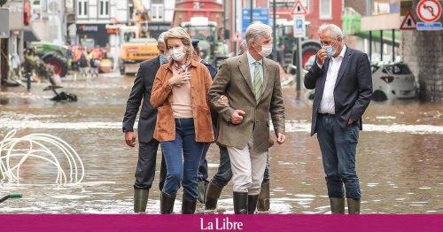 Mis en cause dans la gestion des inondations, le gouverneur de Liège se justifie