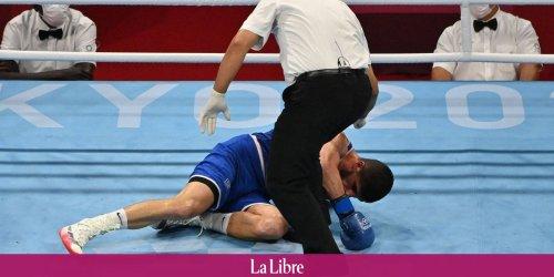 JO 2020: l'énorme KO d'un boxeur espagnol (VIDÉO)