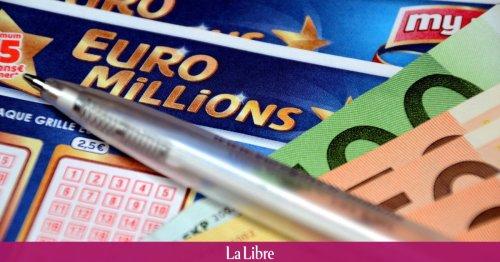 """Le gagnant belge qui a remporté 21 millions à l'EuroMillions s'est enfin manifesté: """"C'est une histoire amusante"""""""