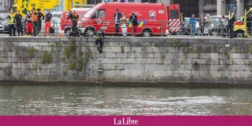 Deux corps sans vie retrouvés dans les eaux en province de Liège