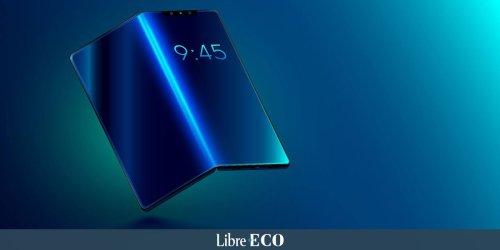 Samsung va investir massivement dans les smartphones pliables