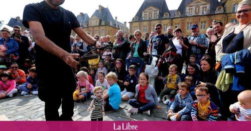 La marionnette belge à l'honneur à Charleville-Mézières