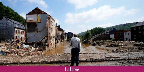 Une cellule de soutien fédérale va aider à coordonner l'assistance aux sinistrés