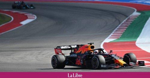 F1: Verstappen s'impose aux Etats-Unis et accentue son avance sur Hamilton