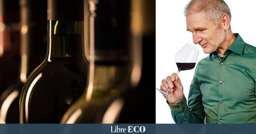 """Eric Vanrysselberghe, acheteur vin chez Colruyt depuis 39 ans : """"Les meilleurs vins du monde, c'est à Bordeaux qu'on les fait"""""""