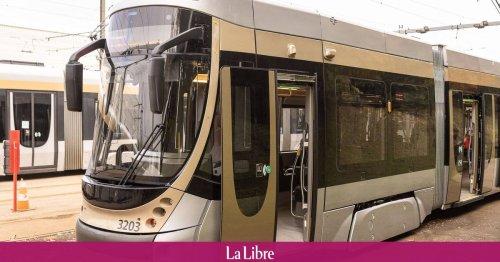 Des trams nouvelle génération pour la Stib (PHOTOS)