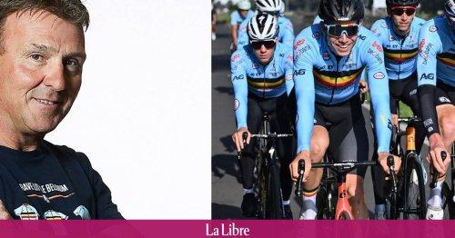 "Johan Museeuw préface le Mondial de cyclisme: ""Pourvu que chacun respecte son rôle"""