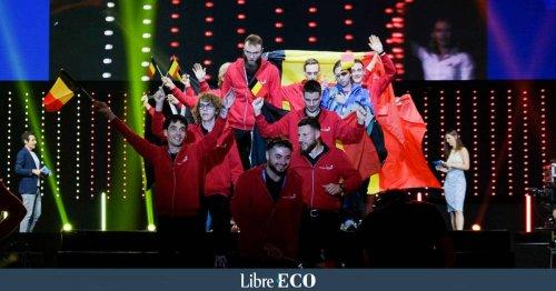 L'excellence belge récompensée par pas moins de 6 médailles à Euroskills Graz