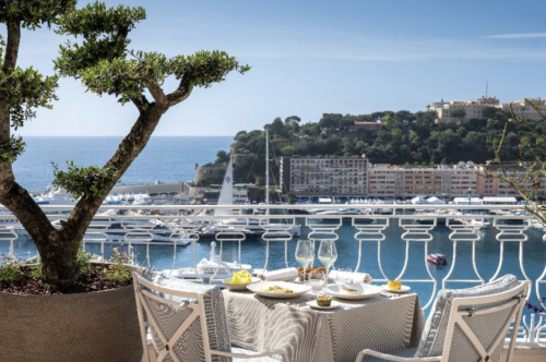 """Apre il ristorante """"Yannick Alléno à Hôtel Hermitage"""" - La Madia"""