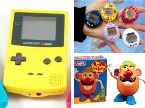 These were the most iconic toys of the 90s - do you remember them?
