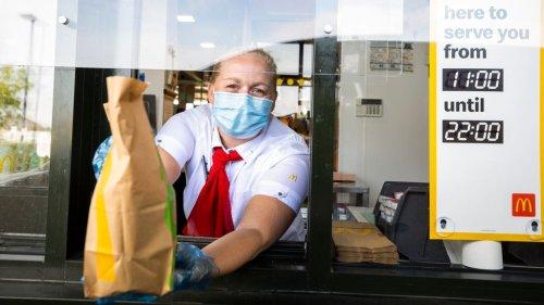 McDonald's is opening 50 new restaurants across the UK creating 20,000 jobs