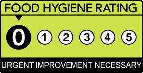 REVEALED: The East Lancs borough with the most zero hygiene rated venues