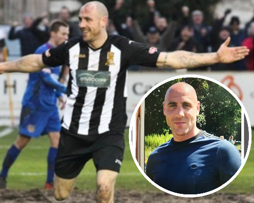 'He put a smile on everyone's face' – thousands pay tribute to 'footballing legend'