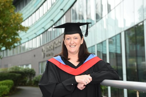 Graduate aims to conquer male dominated construction industry