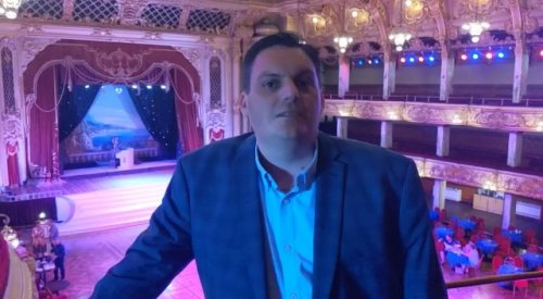Iconic ballroom used in Strictly Come Dancing finally reopens after 15 months