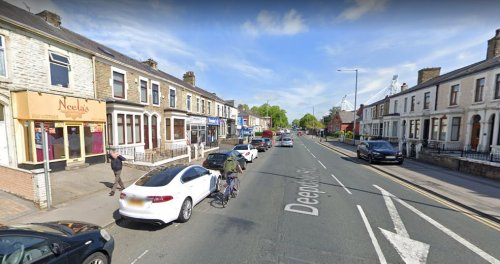Man, 20 and boy, 16 arrested on suspicion of dangerous driving after pensioner hit by car