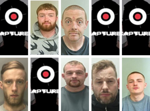 Two more of Lancashire's most wanted men arrested by police
