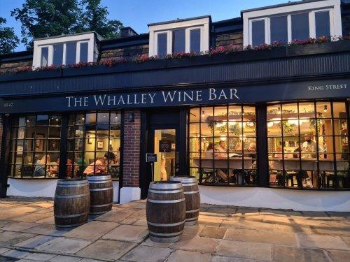 Whalley Wine Bar finally opens next door to dedicated shop