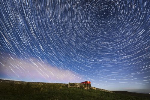 How to see the Orionid meteor shower and Halley's comet in Lancashire