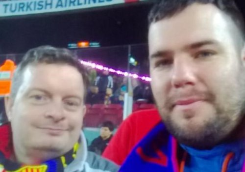 Man who lost close friend to cancer hosts charity football matches raising £17k
