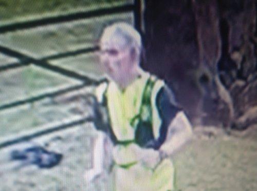 Police seek jogger after property damaged on moorland