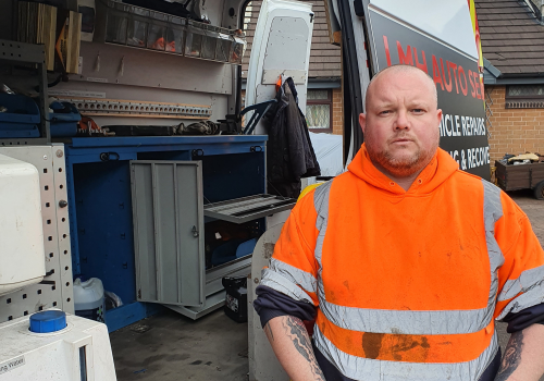 'It feels like they've taken my life': Mechanic unable to work after £20,000 of tools stolen
