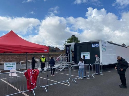 More pop-up vaccination centres appear as East Lancashire fights back against spread of Indian variant