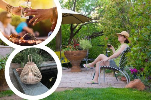 Blackburn design expert on how to spruce up your garden for rule of 6 meet ups