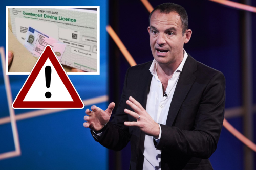 Martin Lewis issues £1,000 fine warning to millions of drivers