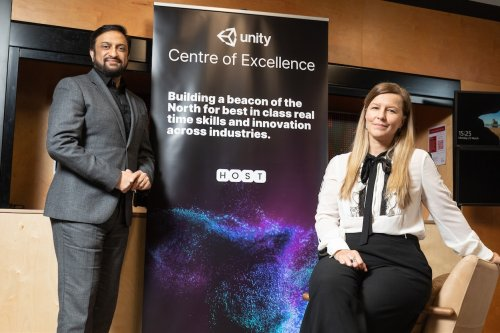 Partnership aims to create 'Beacon in the North' for gaming industry