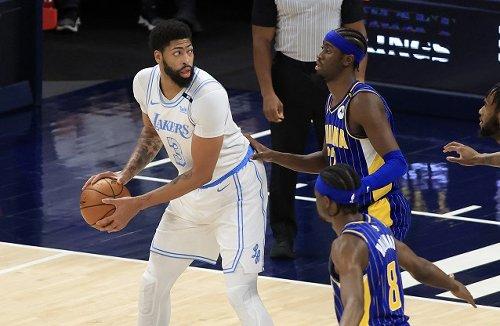 Lakers vence Pacers e segue vivo em busca de vaga direta nos playoffs – Jumper Brasil