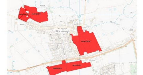 'No justification' for more than 600 homes in Preston countryside