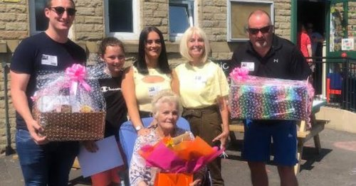'Most generous person' retires from role at Accrington primary school