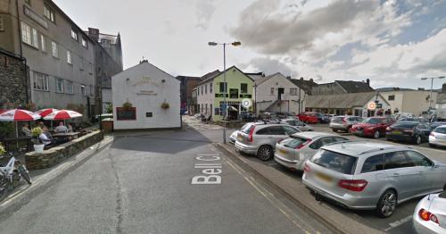 Attempted rape and false imprisonment arrest in Keswick