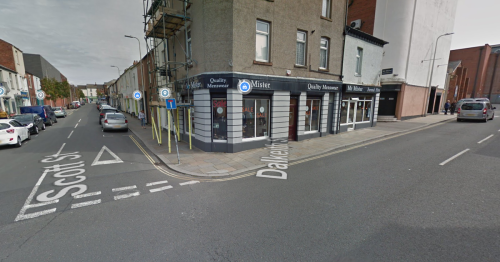 Two men suffer injuries as police investigate incident of GBH