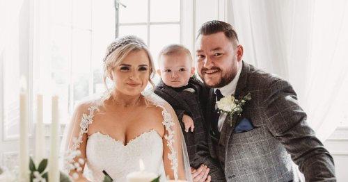 Burnley dad's honeymoon discovery led to devastating diagnosis