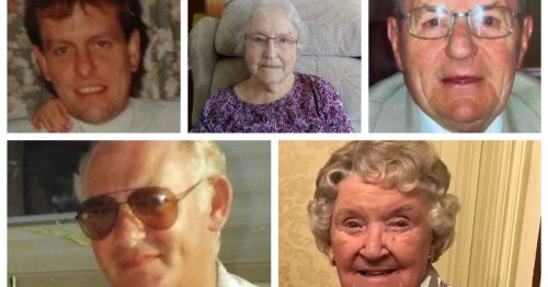 Beautiful tributes to special Rossendale people who died recently