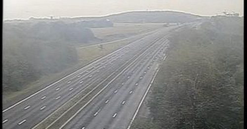 M62 closed today after woman, 35, killed in crash