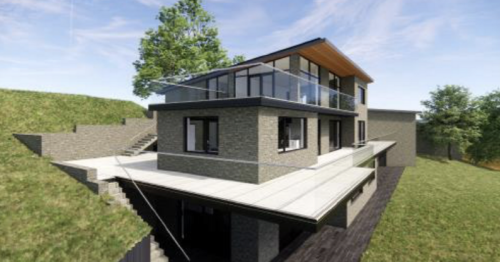 New eco-house in Darwen despite 'strong objections' from neighbours