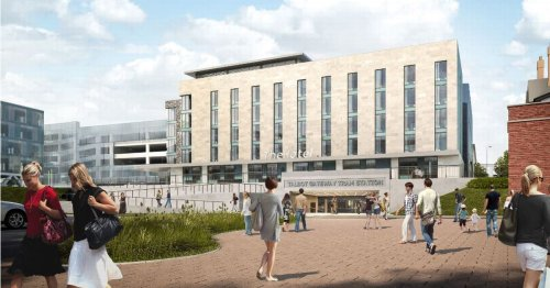 New Blackpool hotel and restaurant underway as resort overhaul continues