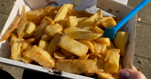 We tried one of Lancs' oldest chippies - and it did not disappoint
