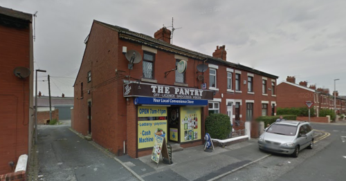 Blackpool mum ripped helpless shopkeeper's hair out and choked her