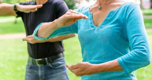 Tai Chi could be the answer for those struggling with working from home