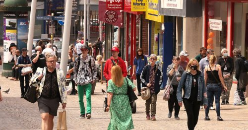 Lancashire's new Covid cases fall as one area passes rates peak