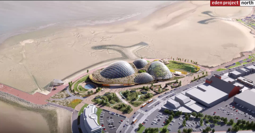 Everything you need to know about the new Eden Project North plans